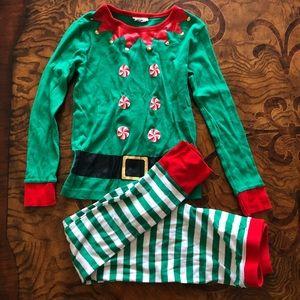 Other - Elf pijama set size 8